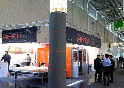 Interzum Exhibition - 2011