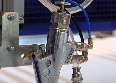 AX-2 Spraying and Bonding Machine